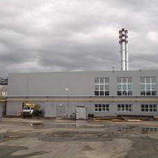 Газовая котельная завода ЖБИ
